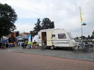 Caravan hulppost KNV EHBO afd Hardenberg